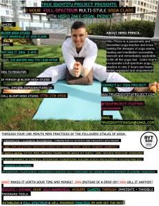 TIDY Full Spectrum Yoga Workshop Poster DRAFT #1 (APR '14 Bloom